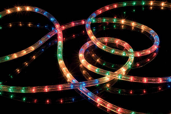 25 Benefits Pf Stair Lights Outdoor: Christmas Outdoor Rope Lights
