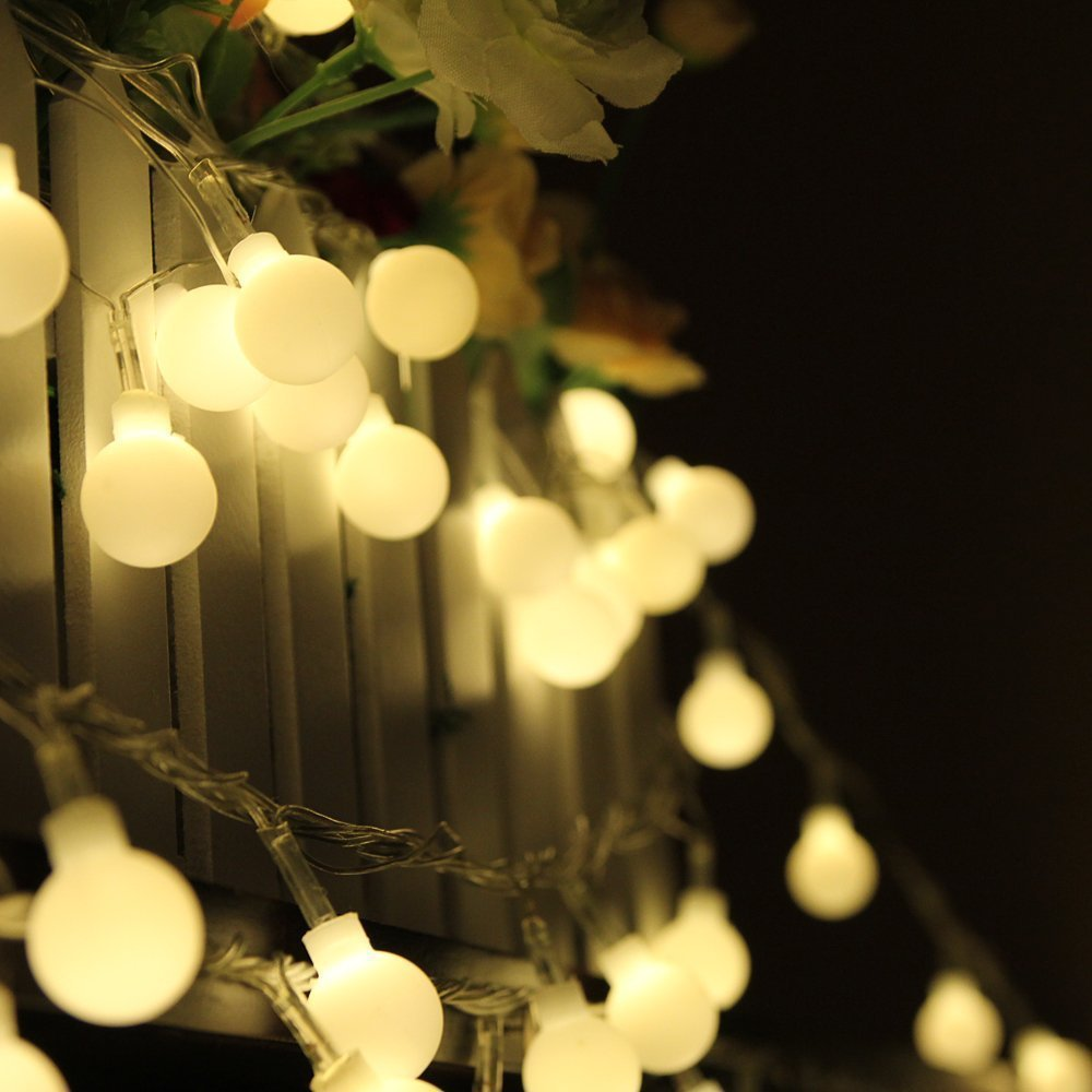 why commercial outdoor globe string lights are still great for your
