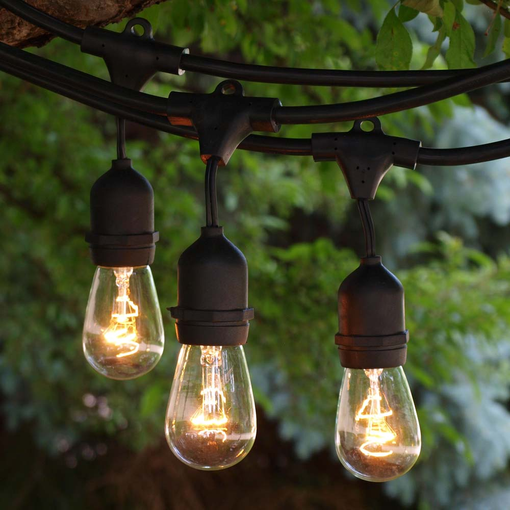 10 adventages of Commercial string lights outdoor Warisan Lighting