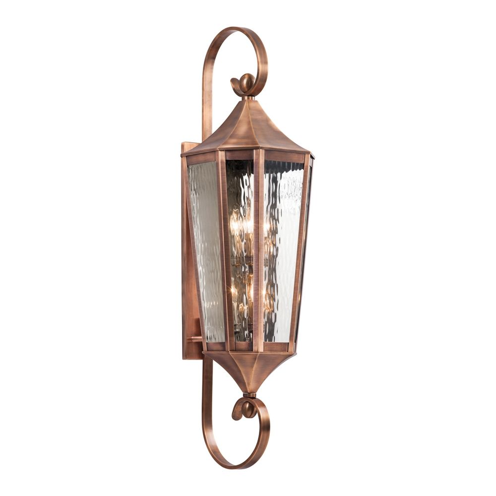 Copper outdoor lighting fixtures light fixtures 10 benefits of copper outdoor lights warisan lighting amipublicfo Images