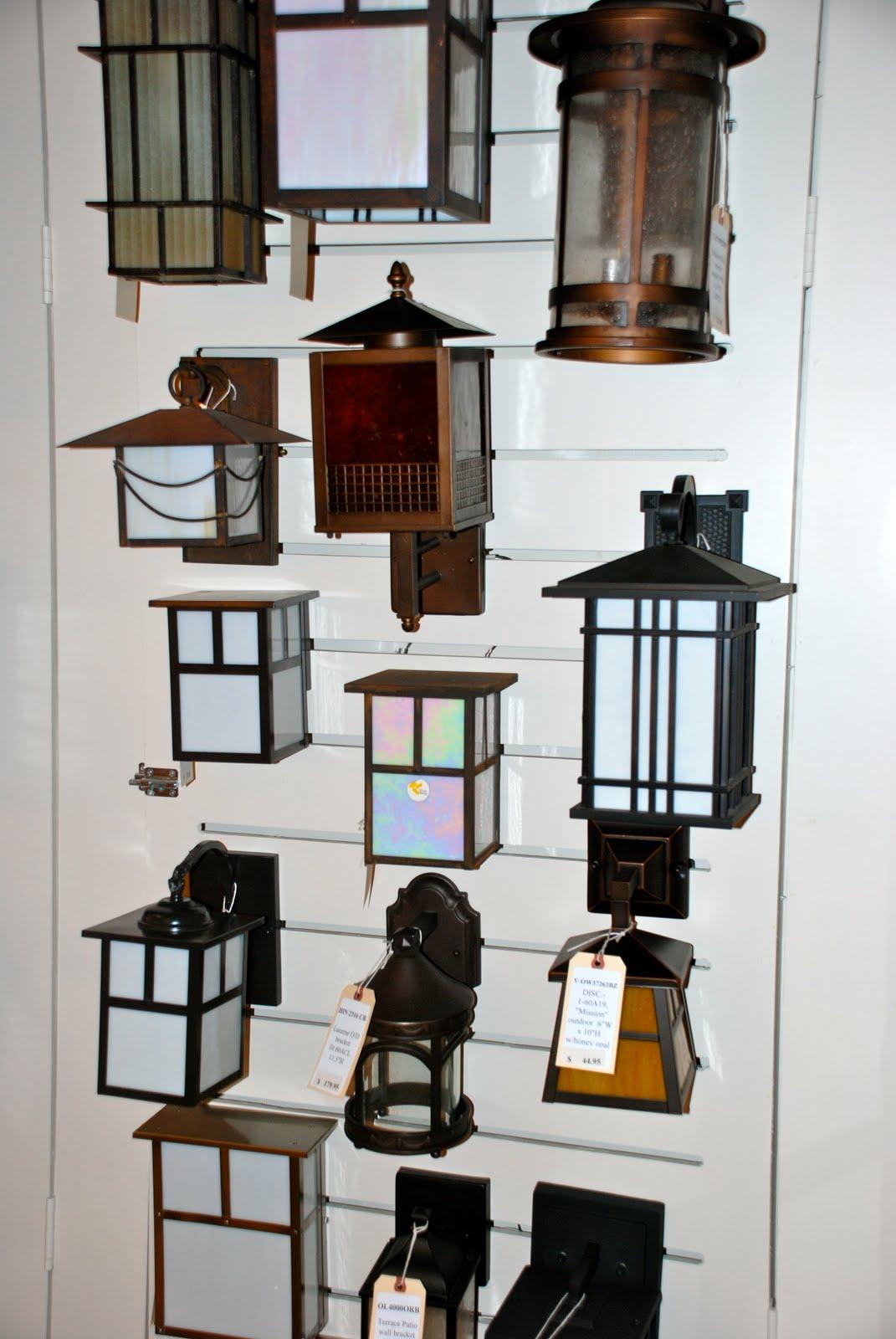 Choose Craftsman Style Outdoor Lighting