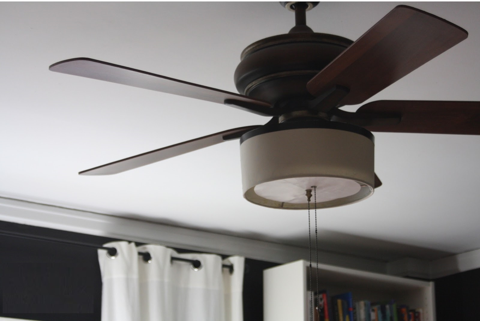 Diy ceiling fan blades 10 tips for beginners warisan - What size fan should i get for my bedroom ...