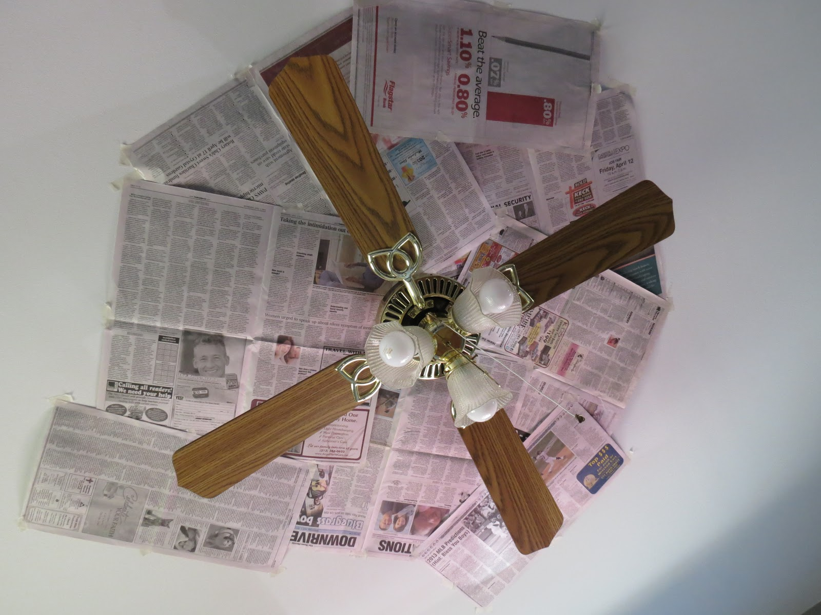 Building Ceiling Fan : Diy ceiling fan blades tips for beginners warisan