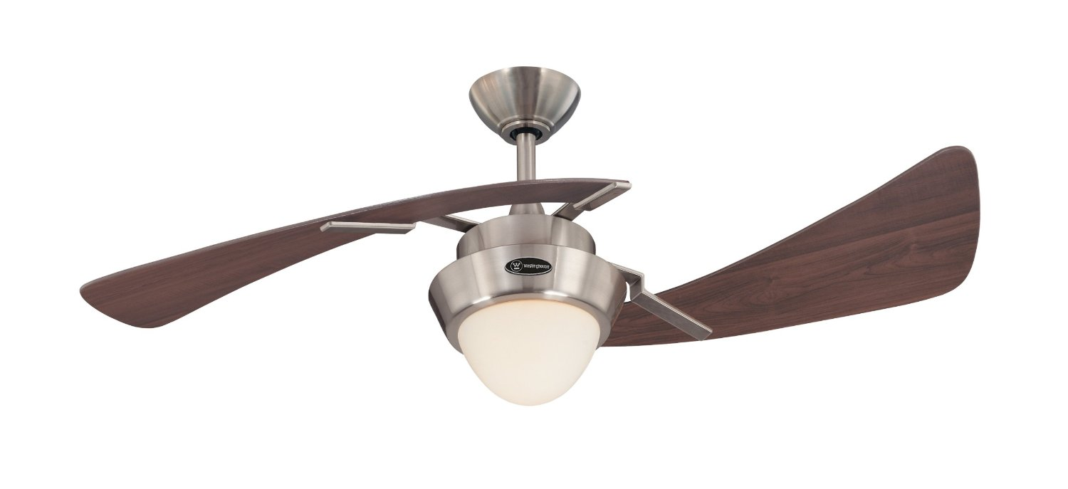 Double Blade Ceiling Fan An Eccentric Designed Fan For Cooling A Room Warisan Lighting