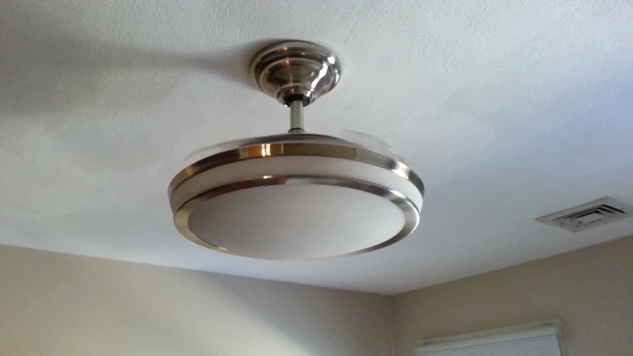 Enjoy Excellent Ventilation By Using Folding Ceiling Fans