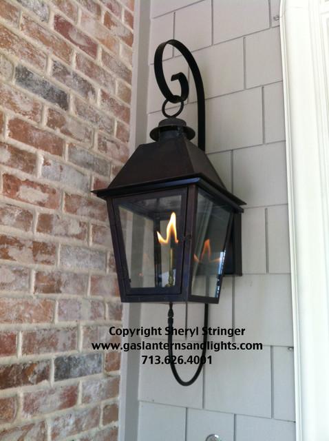 Gas Lamps Outdoor Lighting Warisan Lighting