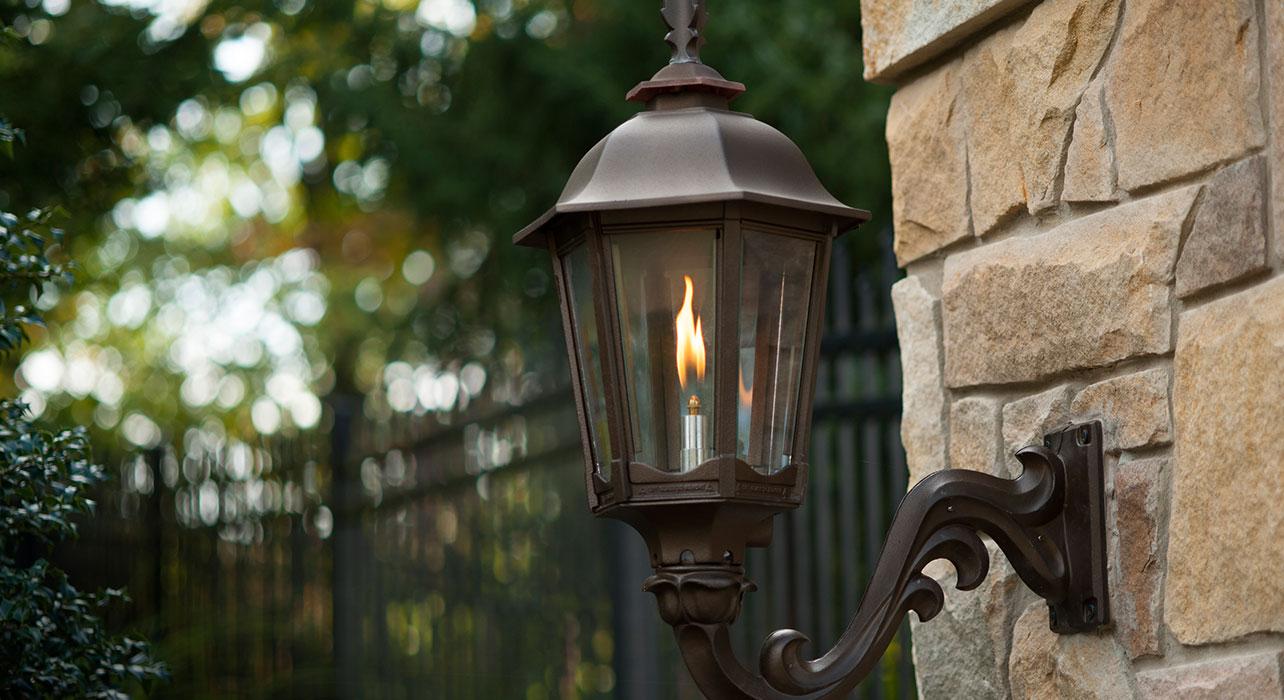10 Benefits Of Gas Lamps Outdoor Lighting Warisan