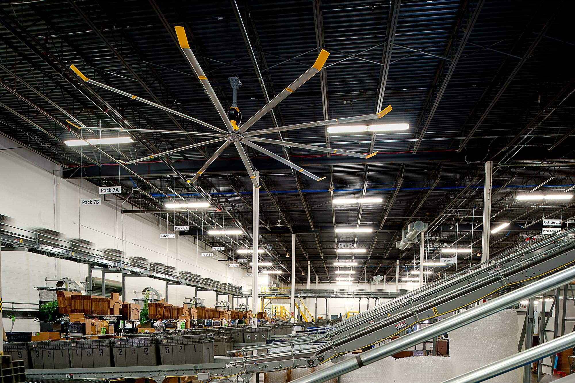 10 Benefits Of Giant Ceiling Fans Warisan Lighting