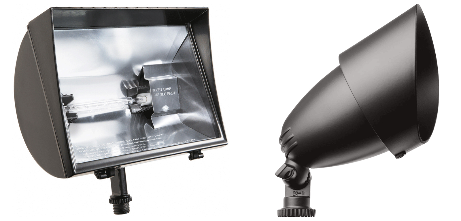 10 reasons to install halogen outdoor flood lights for Outdoor lawn lights