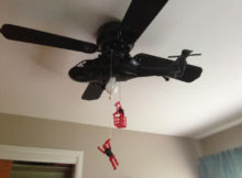 Helicopter ceiling fans Photo - 1
