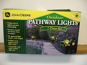 John Deere Outdoor Lighting: ,Lighting
