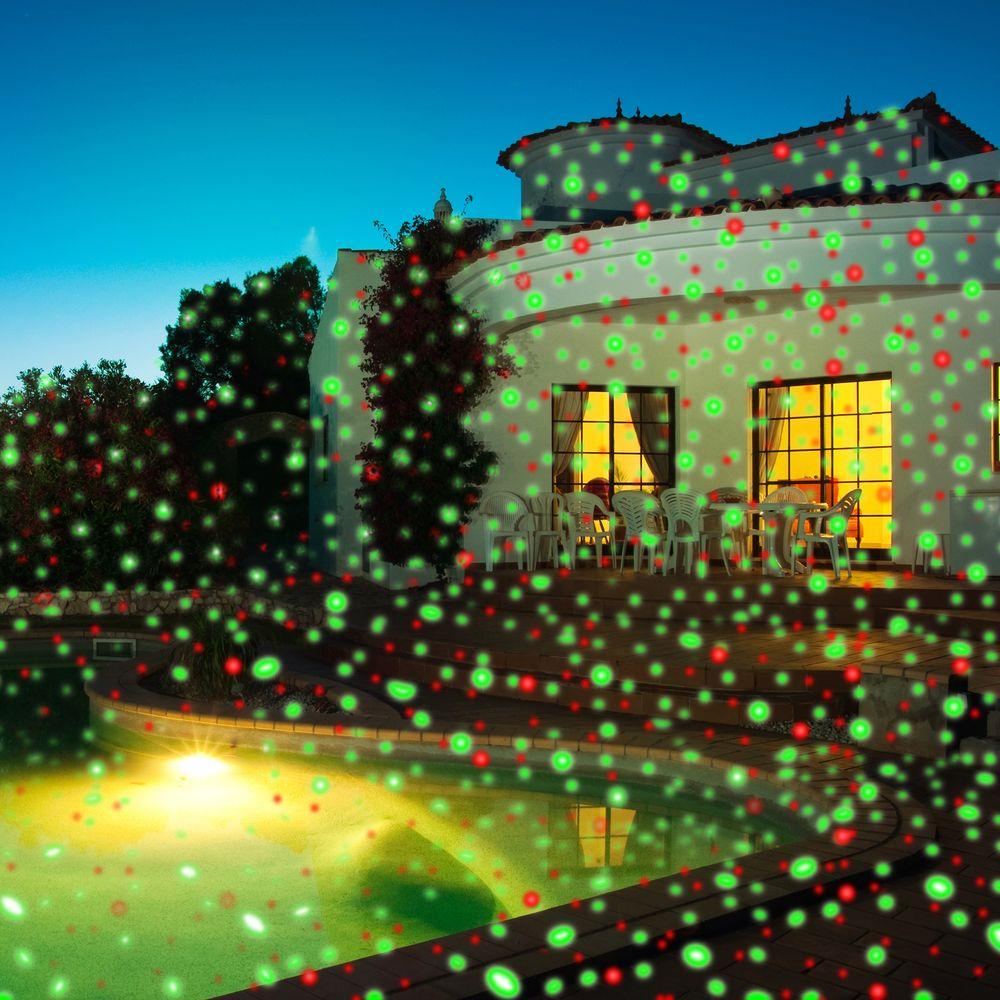 2 bright fireflies around the house this set of outdoor waterproof lights - Outdoor Christmas Lights Stars
