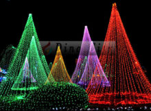 Laser outdoor christmas lights Photo - 1
