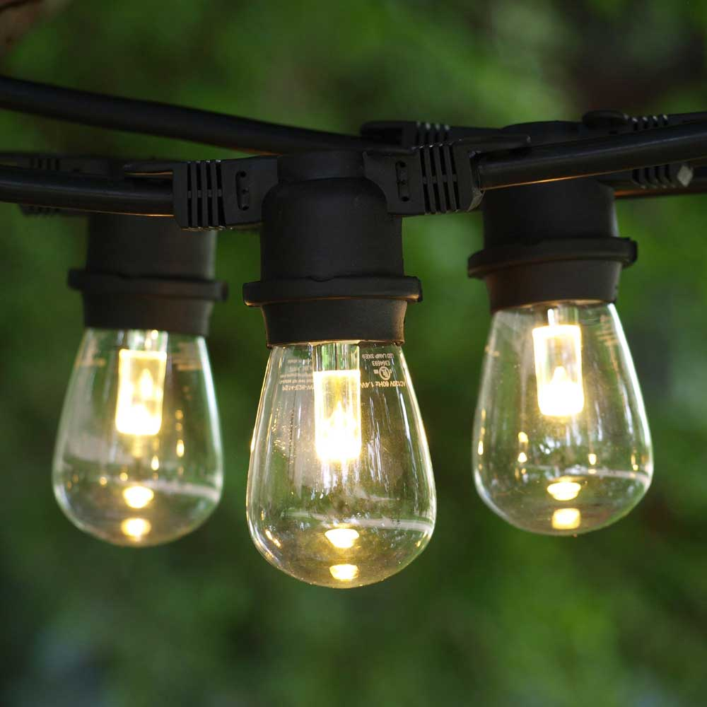Adventiges Of Led Outdoor String Lights