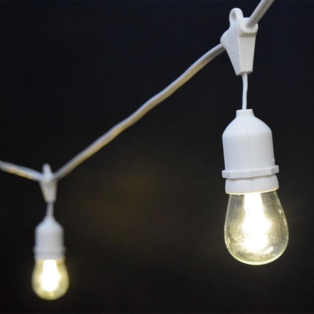 Led String Lights Outdoor Triyae Solar Outdoor Lights