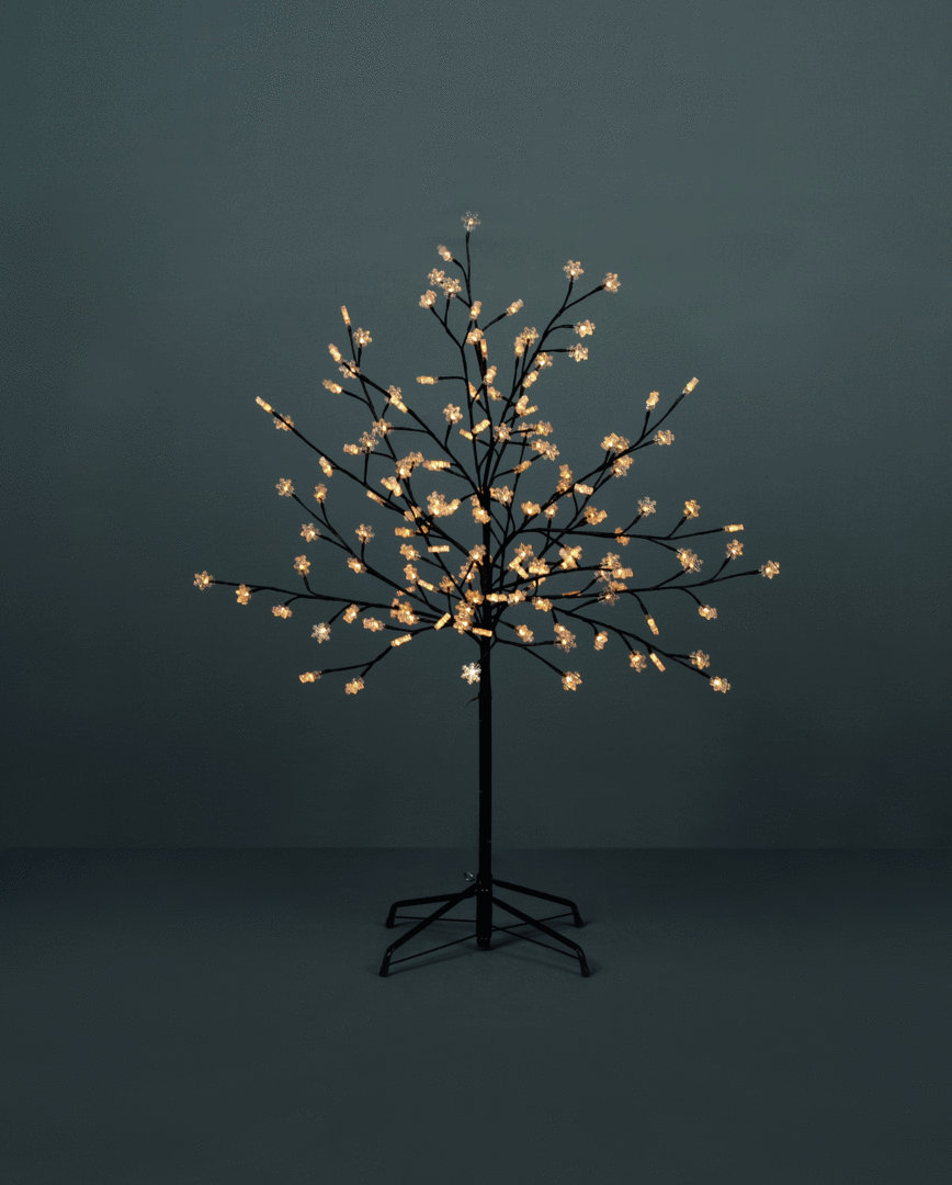 Led outdoor tree lights will give a remarkable look to your more safety with outside led tree lighting aloadofball Image collections