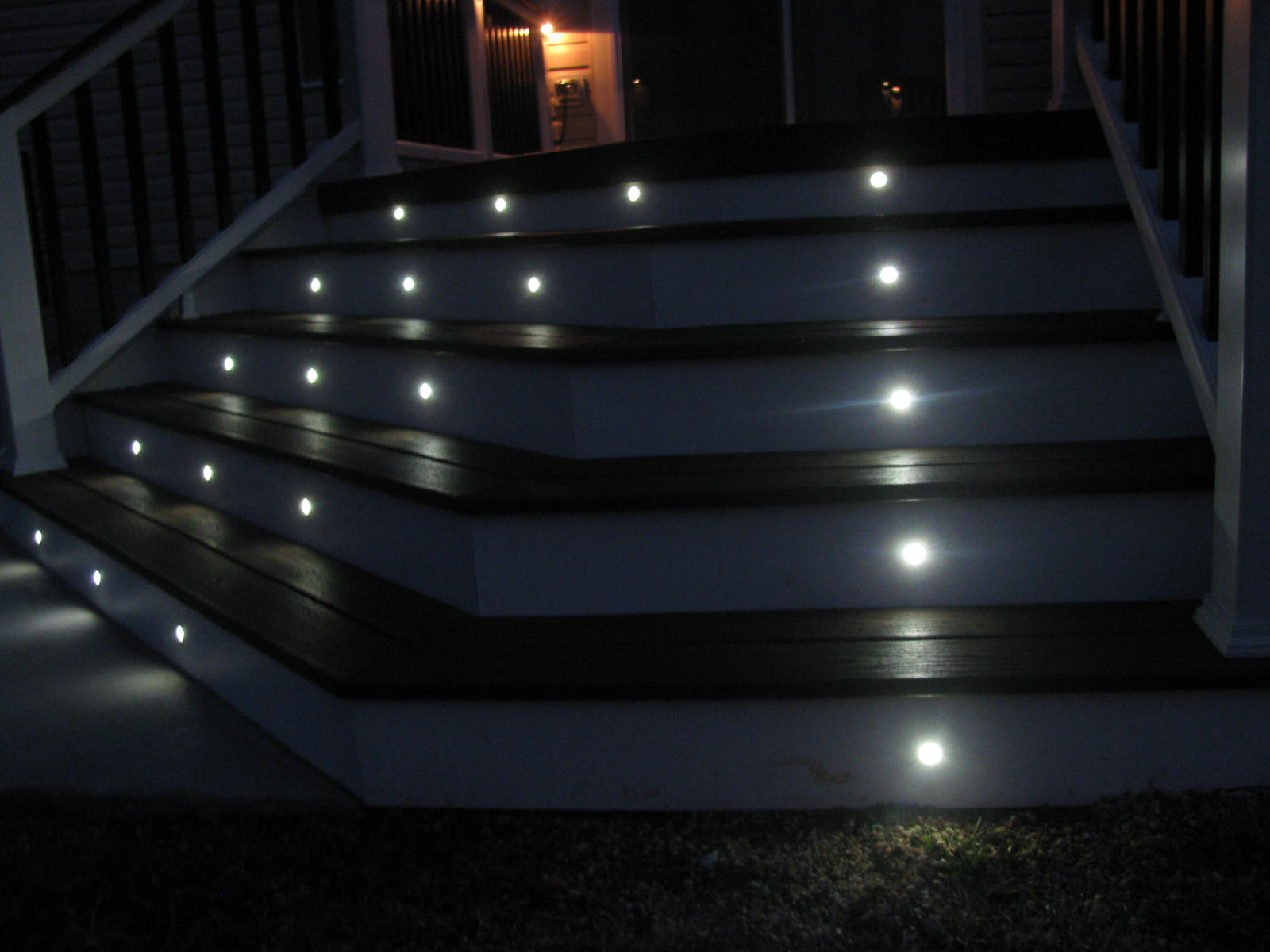 Low Voltage Outdoor Step Lighting U2013 10 Effective Ways To Step Lighting