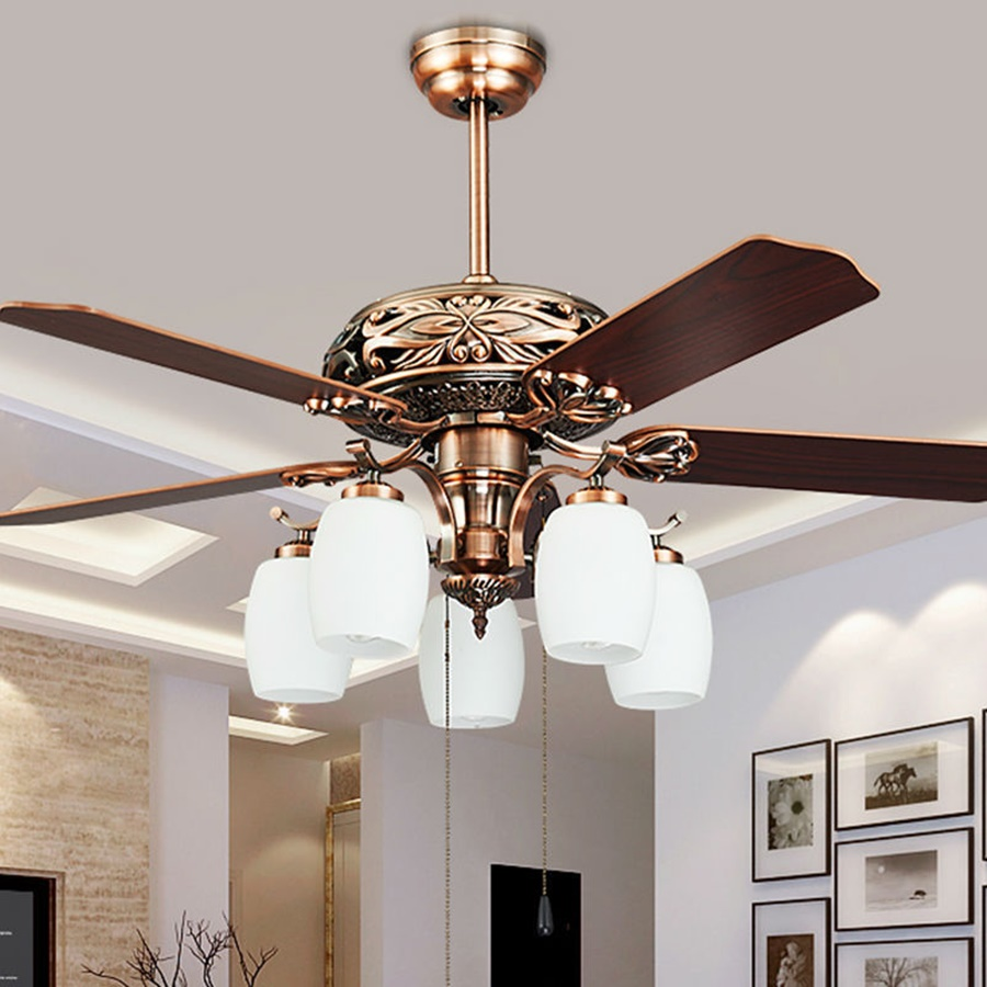 Top 10 Luxury Ceiling Fans 2019 Warisan Lighting