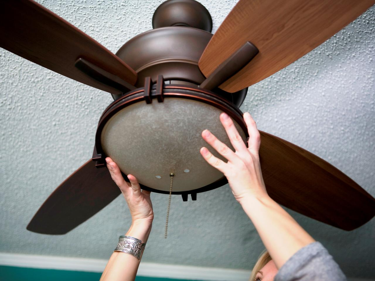 Finding The Best Location For Mounting A Ceiling Fan