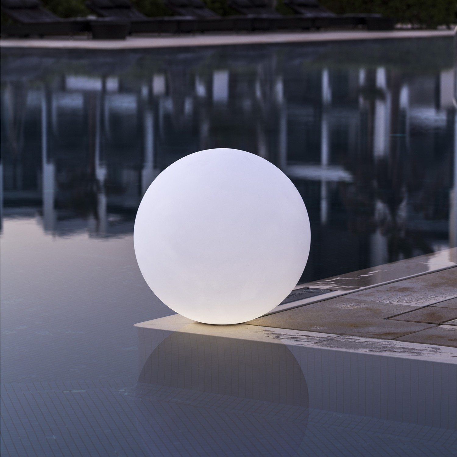 Nice Outdoor Globe Lights U2013 10 Methods To Decorate Outdoors And Transform The  Look Of Your Home