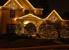 Professional outdoor christmas lights Photo - 1