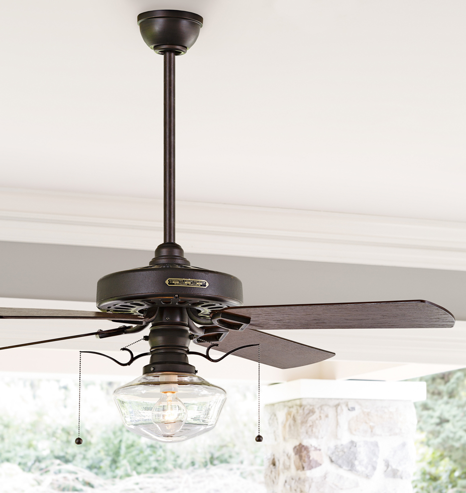 10 Benefits Of Schoolhouse Ceiling Fan Warisan Lighting