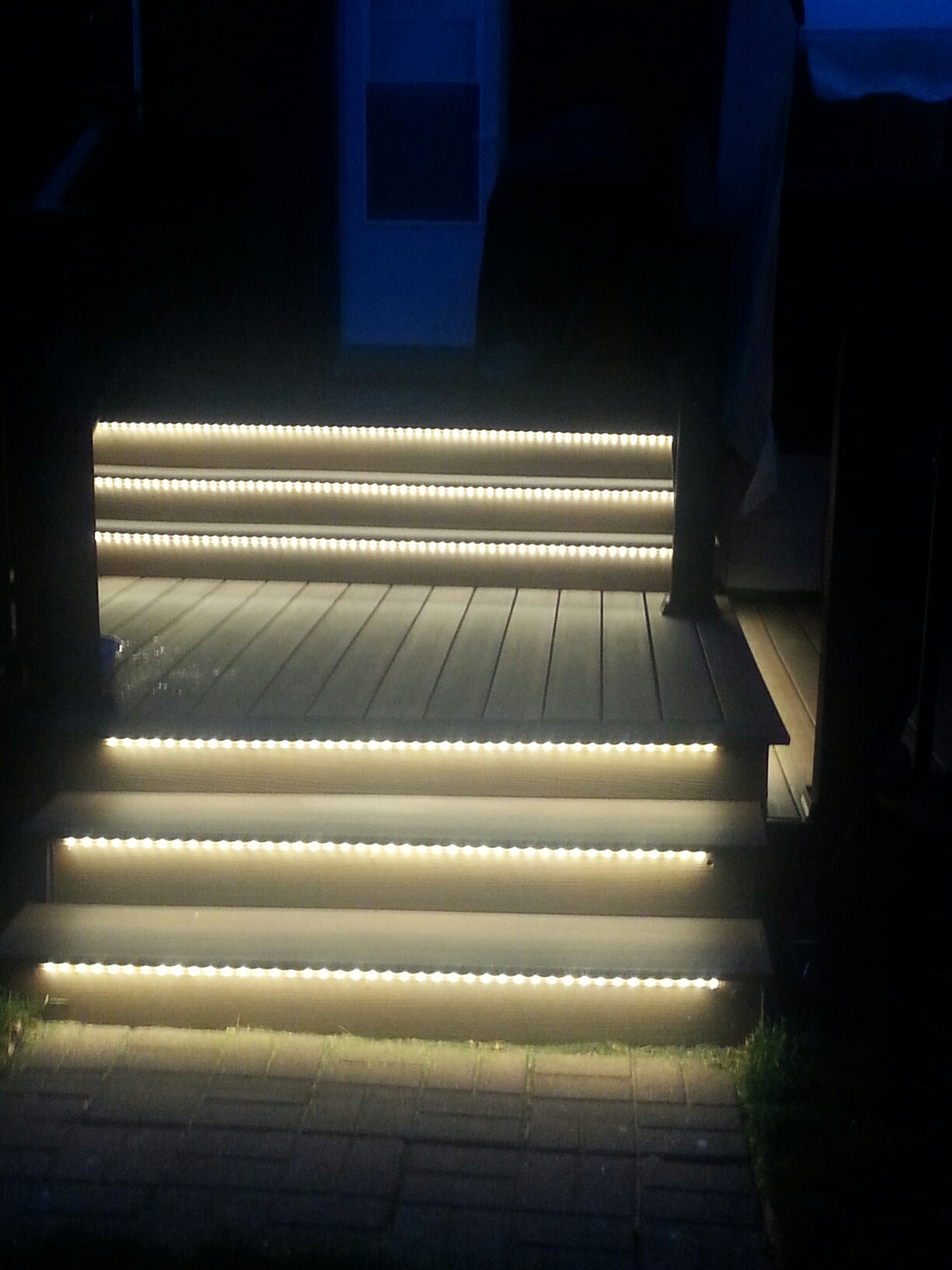 Outdoor Stairs Lighting 25 benefits pf stair lights outdoor warisan lighting see your local lighting dealer for more details on how you can get the best outdoor stair lighting for the money workwithnaturefo