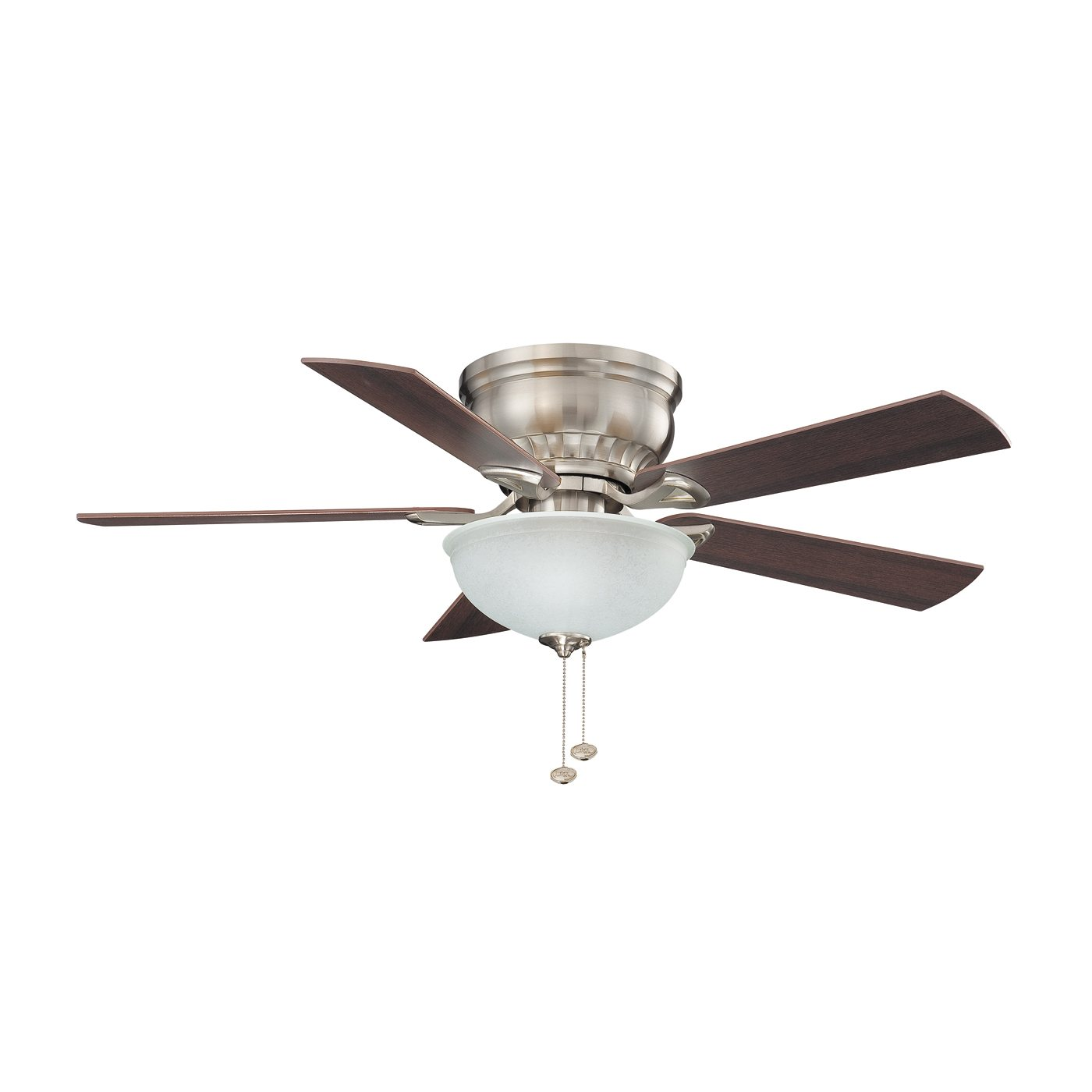 Surface mount ceiling fan top 10 ideal for small spaces warisan lighting - Small space ceiling fans pict ...