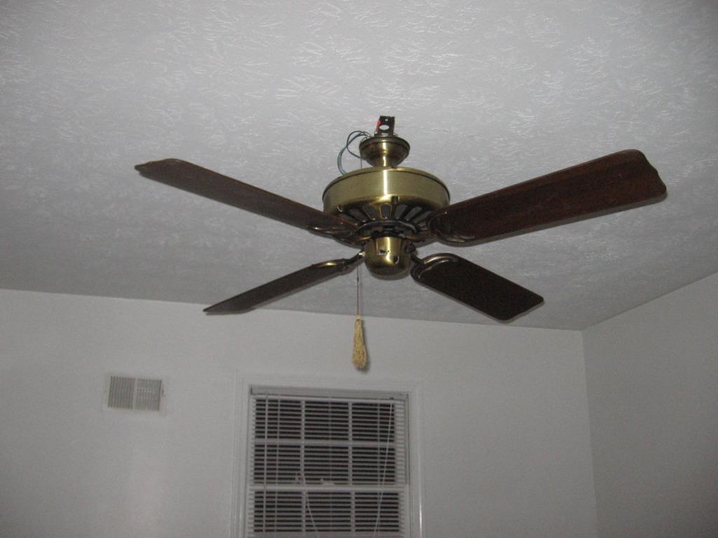 Swag Ceiling Fan