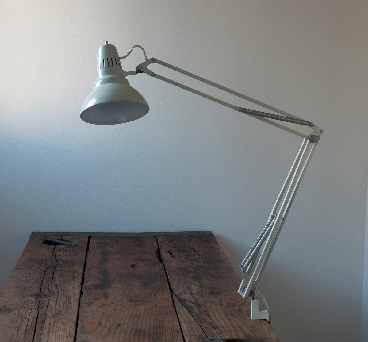 Architect Lamp Clamp Design Ideas