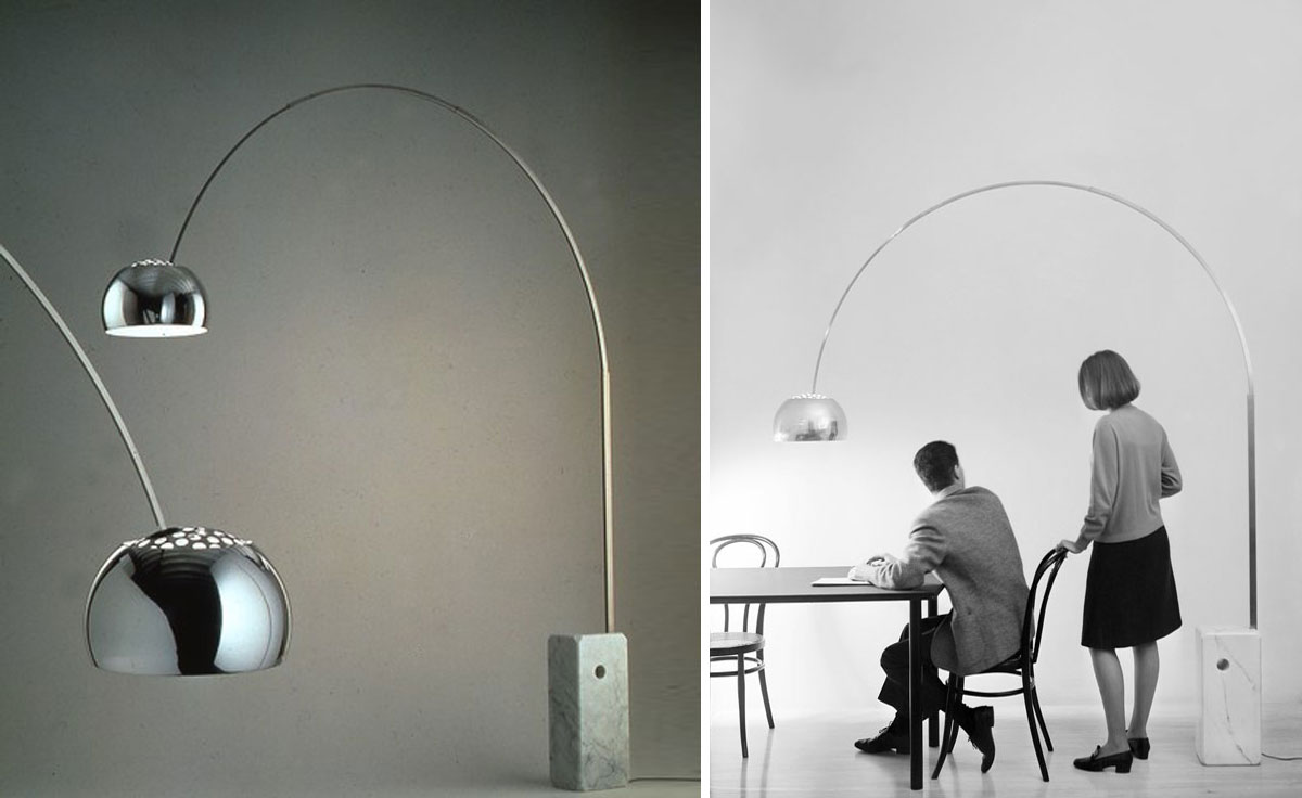 Arco lamp   facts to consider before buying   Warisan Lighting