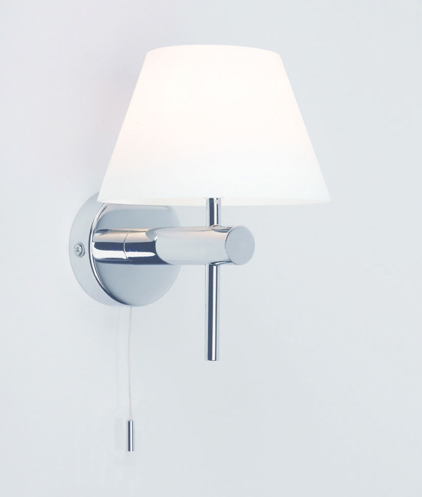Wall Sconce Lamp With Switch : Lighting up your night through switching on the wall lights Warisan Lighting