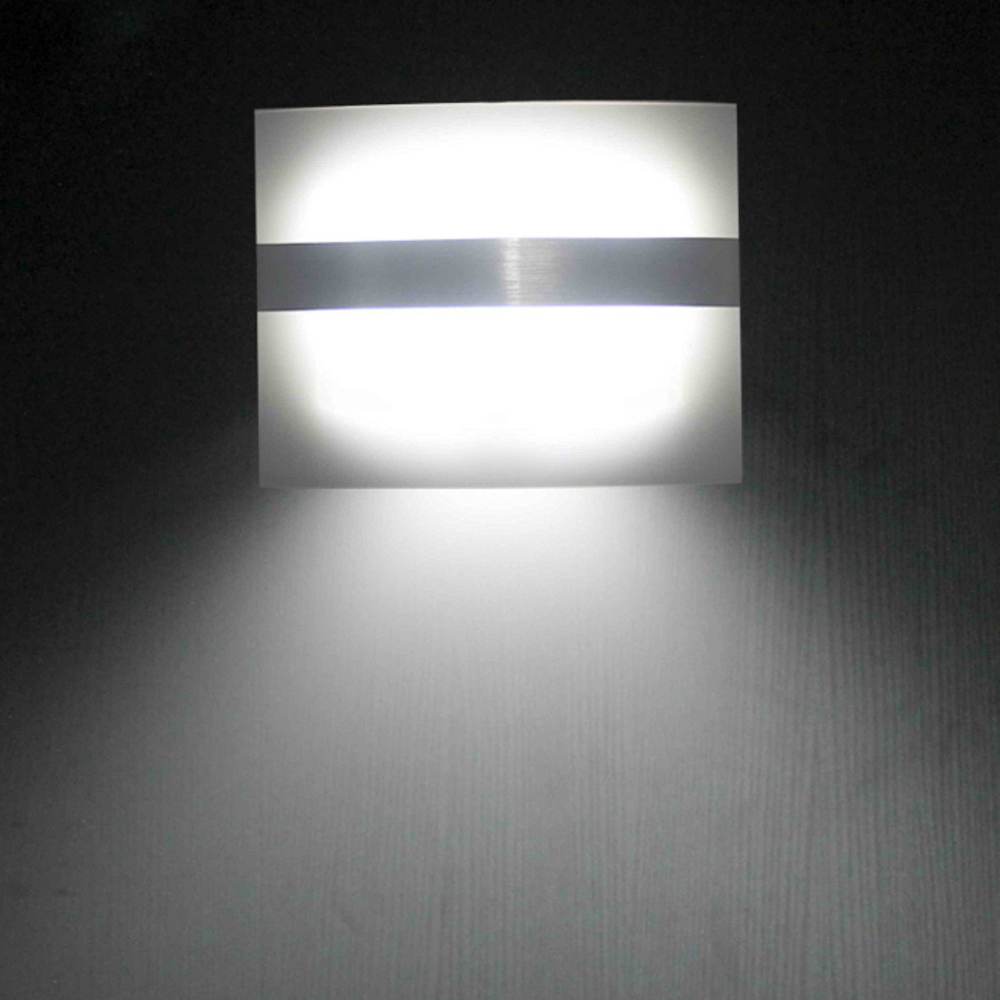 Led wall lights indoor create a unique ambiance in the different ...