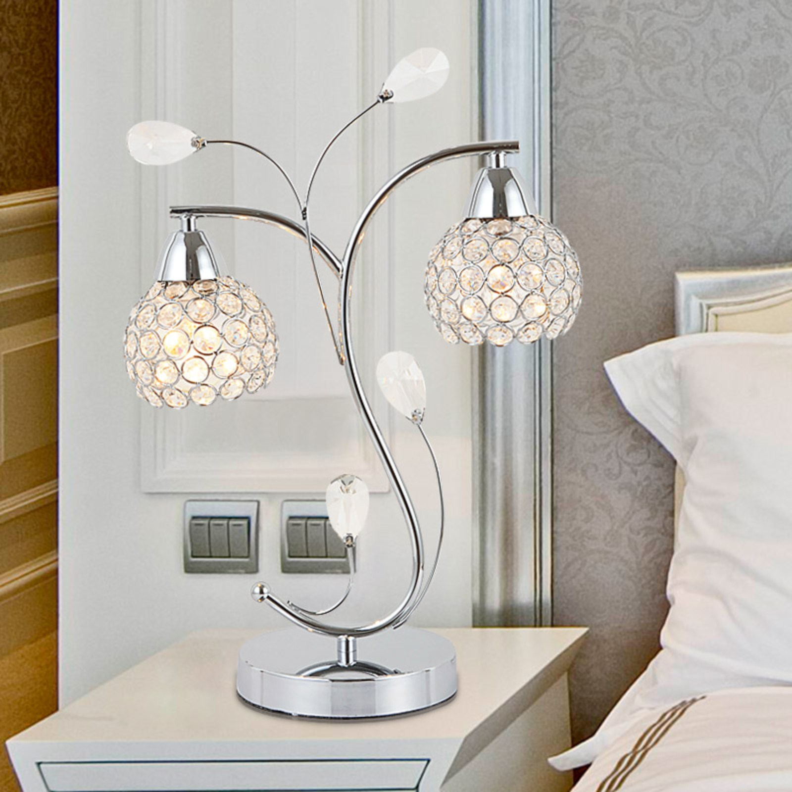 10 great spots to place Side table lamps | Warisan Lighting