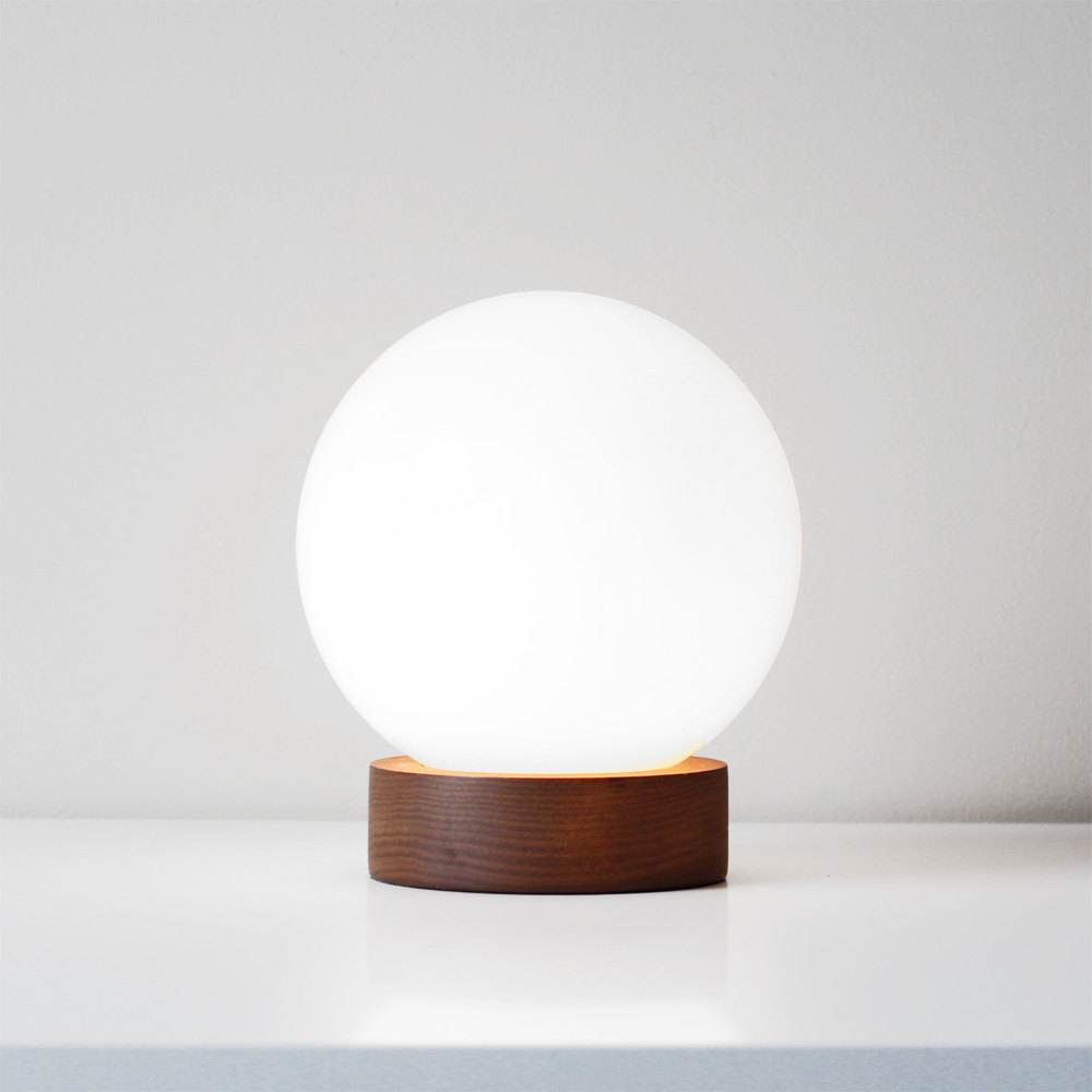 Sphere lamp produce light and makes your home beautiful | Warisan ...