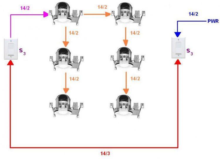 How to Wire Recessed Lighting | Warisan Lighting | Recessed Wiring Diagram |  | Warisan Lighting