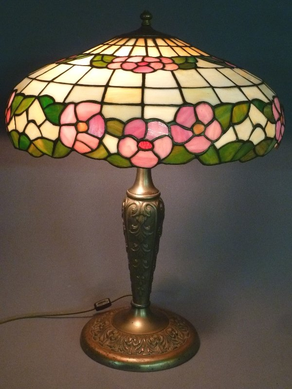 1920s lamp photo - 1