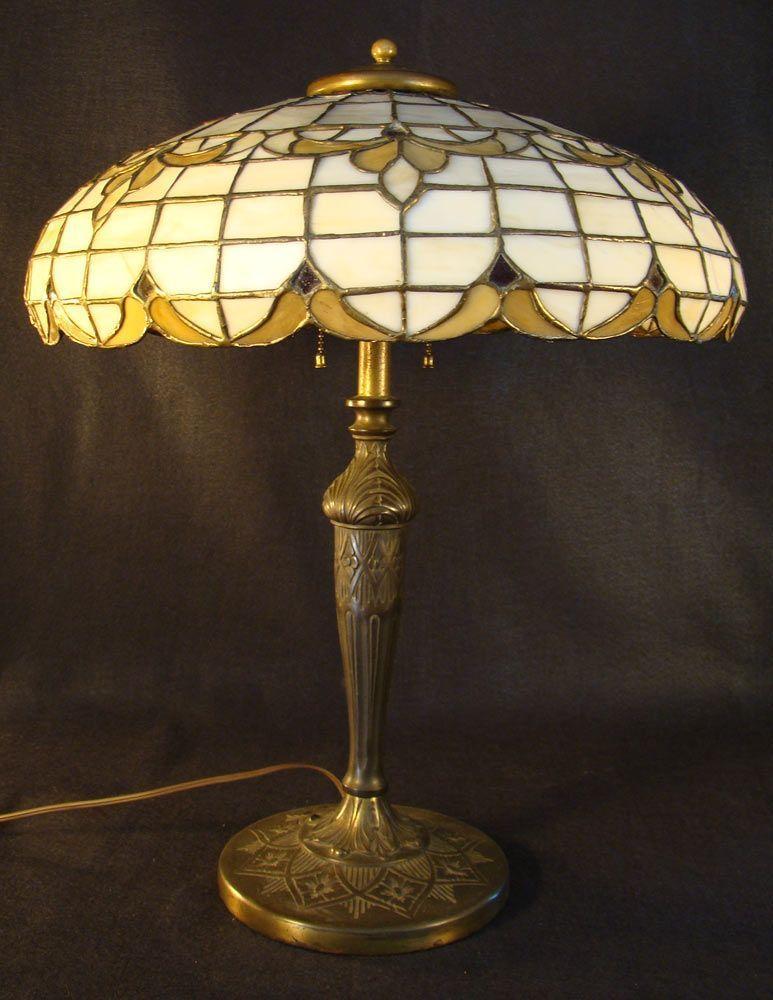1920s lamp photo - 2