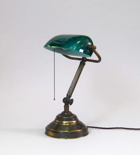 1920s lamp photo - 8
