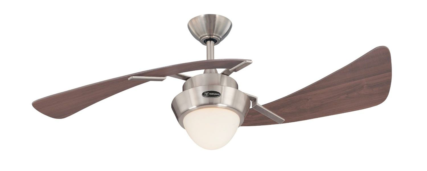 2 blade ceiling fans photo - 9