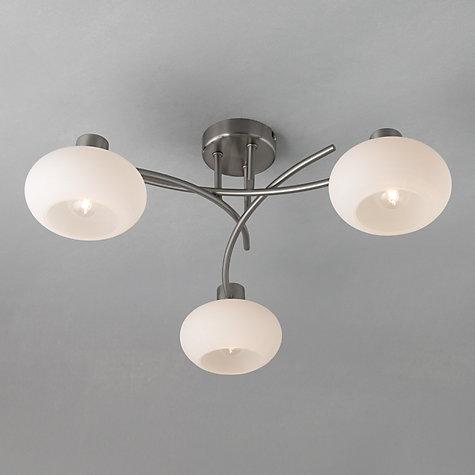 3 arm ceiling light photo - 4