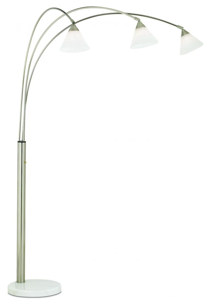 3 arm floor lamp - highlight of your creativity and personal ...
