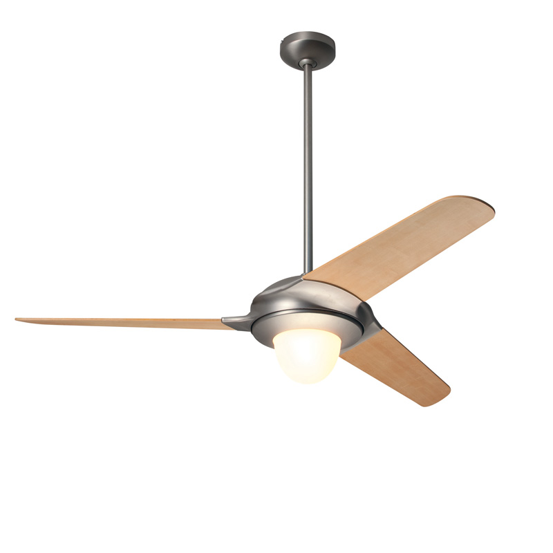 Wood Ceiling Fan With Light Part - 19: 3 Blade Ceiling Fan No Light Photo - 7
