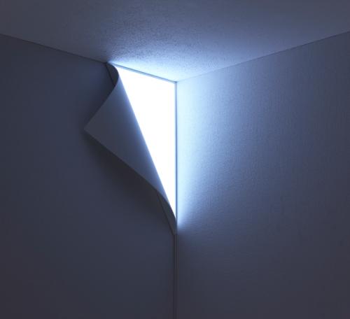 3d wall lights photo - 8