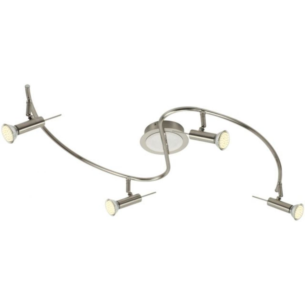 4 spot ceiling light photo - 6