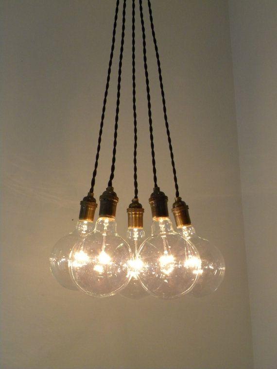 5 bulb floor lamp photo - 9
