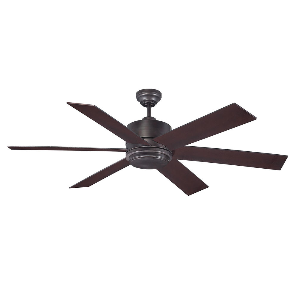 6 blade ceiling fans photo - 9