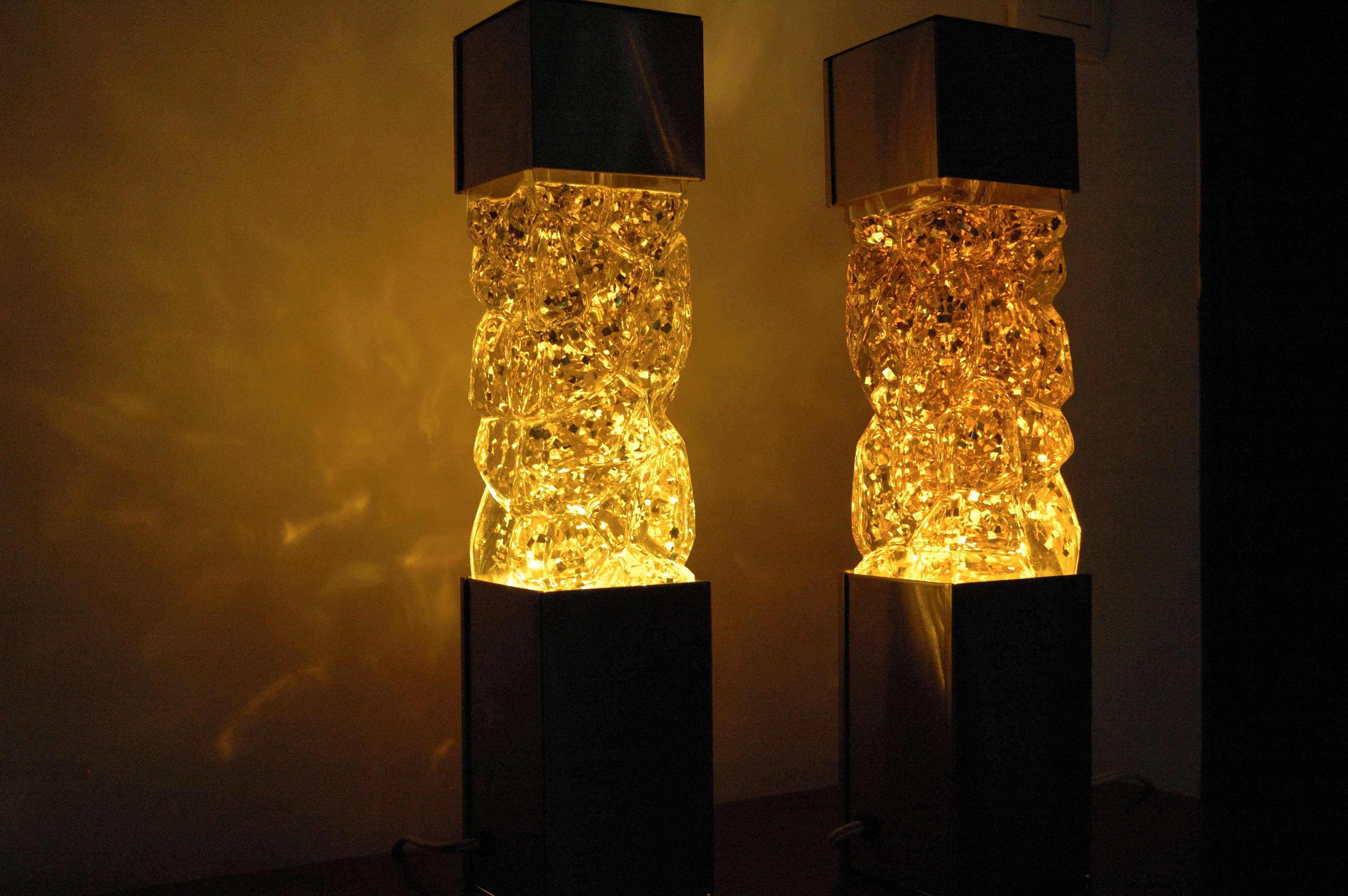 70s lamps photo - 2