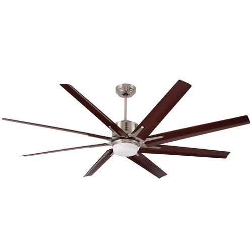 8 blade ceiling fan photo - 3
