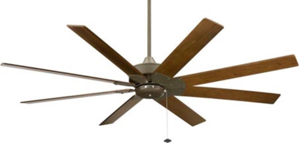 8 blade ceiling fan photo - 4